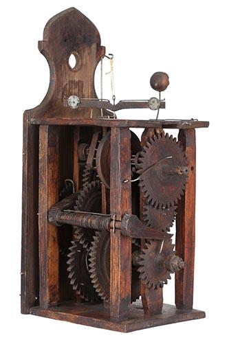 Top La plus ancienne horloge de Forêt-Noire jusqu'à présent connue  ZD93